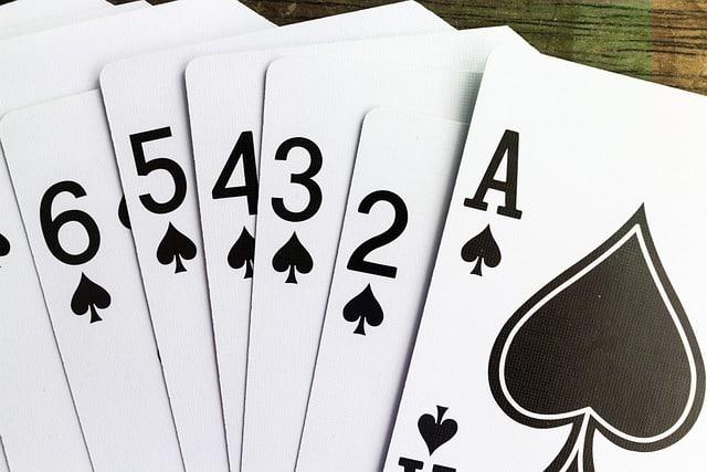 Quinte Flush Au Poker : Classement des Mains au Poker (et définition)
